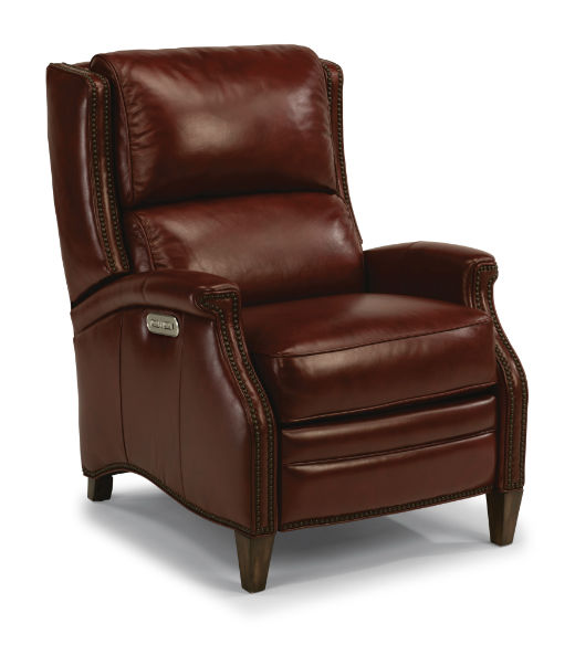 Bishop Hi Leg Arm Chair by Flexsteel