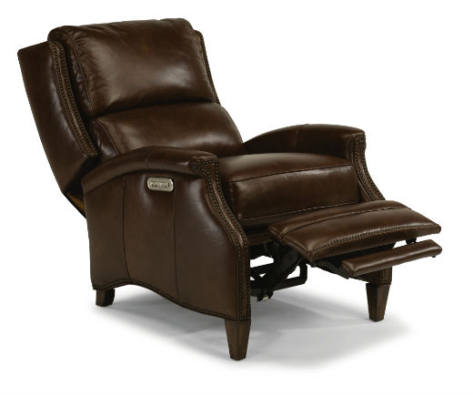 Bishop Hi Leg Recliner by Flexsteel