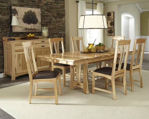 Cattail Bungalow Dining Set by American