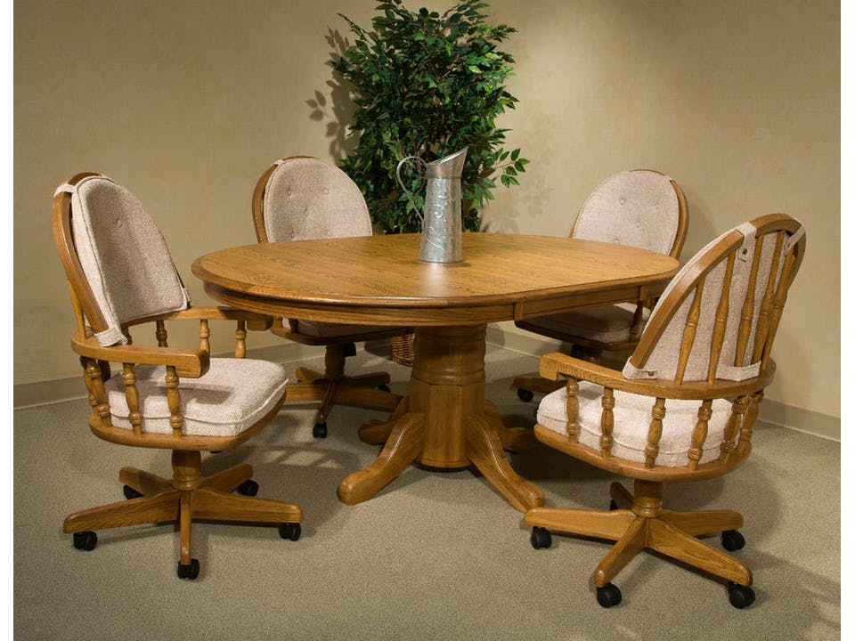 Classic Oak Dining Set by ITC