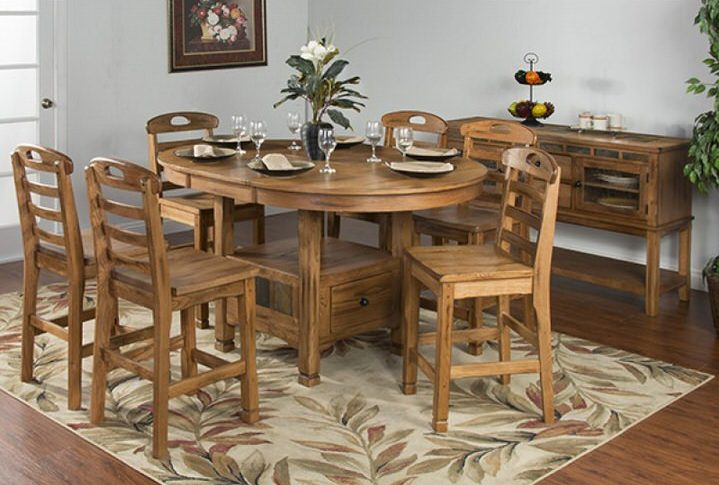 Sedona Pub Dining Set
