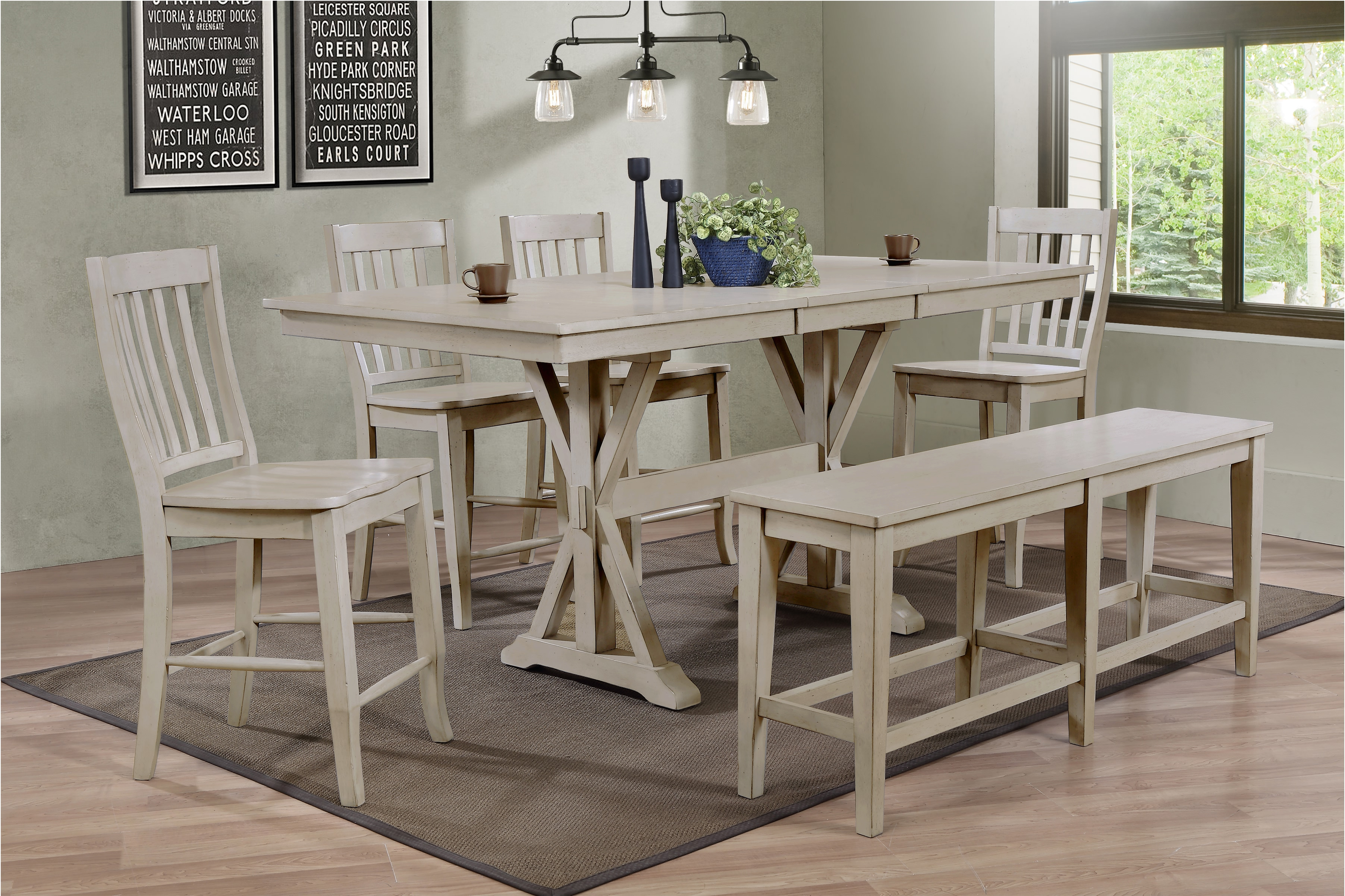 Carmel Pub Dining Set by Winners Only 06