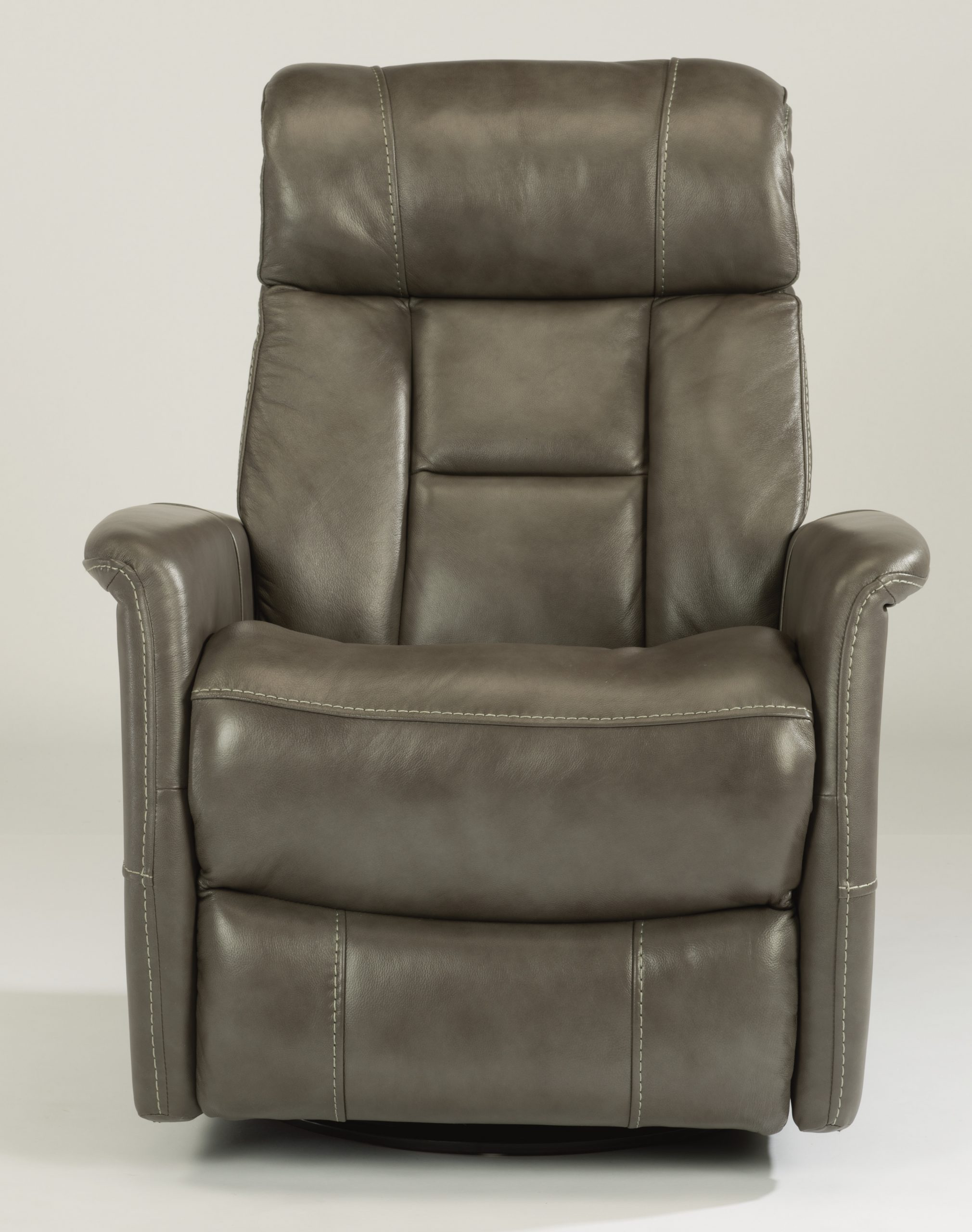 Flexsteel Hart Power Swivel Glider with Battery Recliner (Recliners)