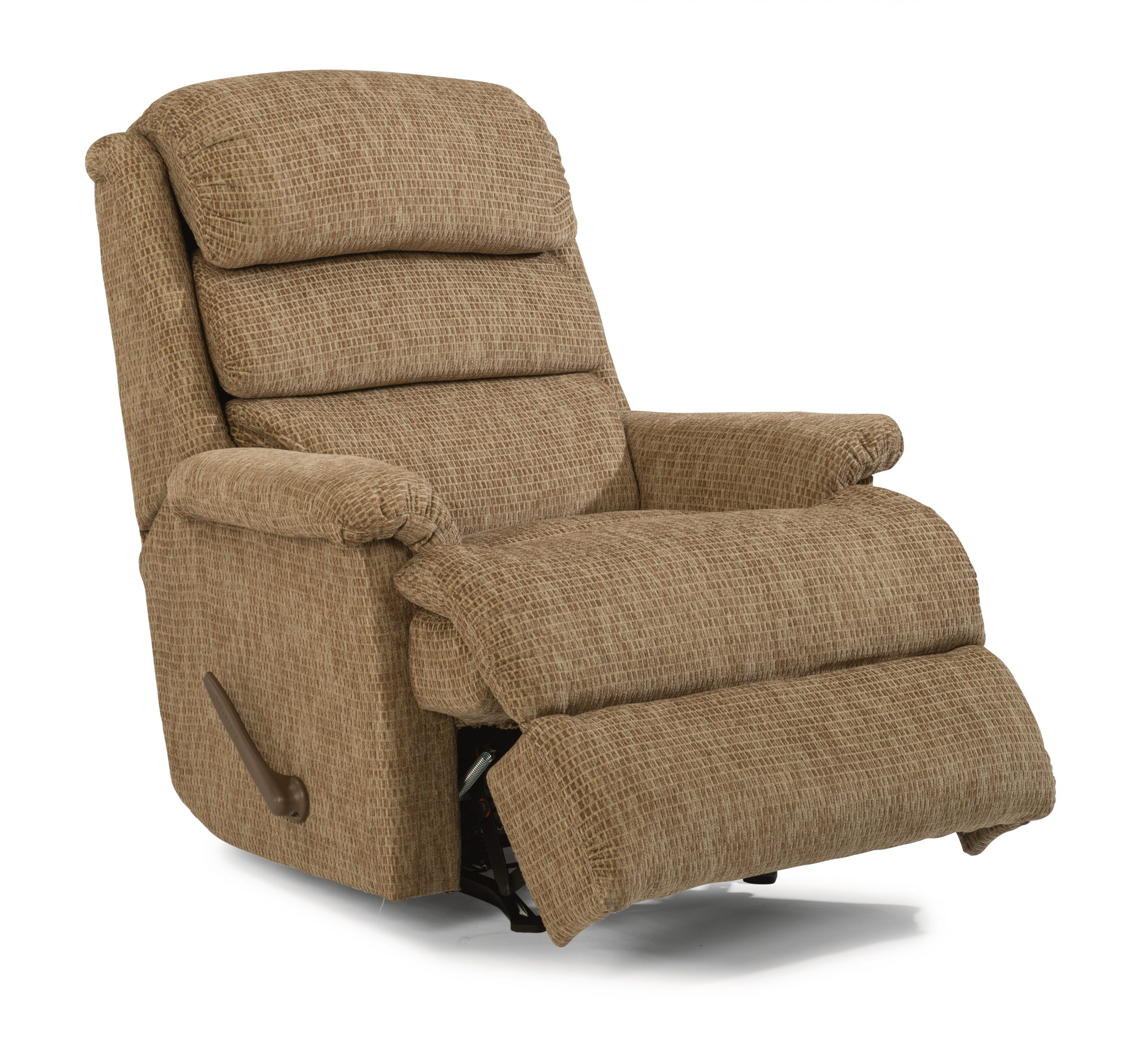 Flexsteel Yukon Big and Tall Rocker Recliner (Recliners)