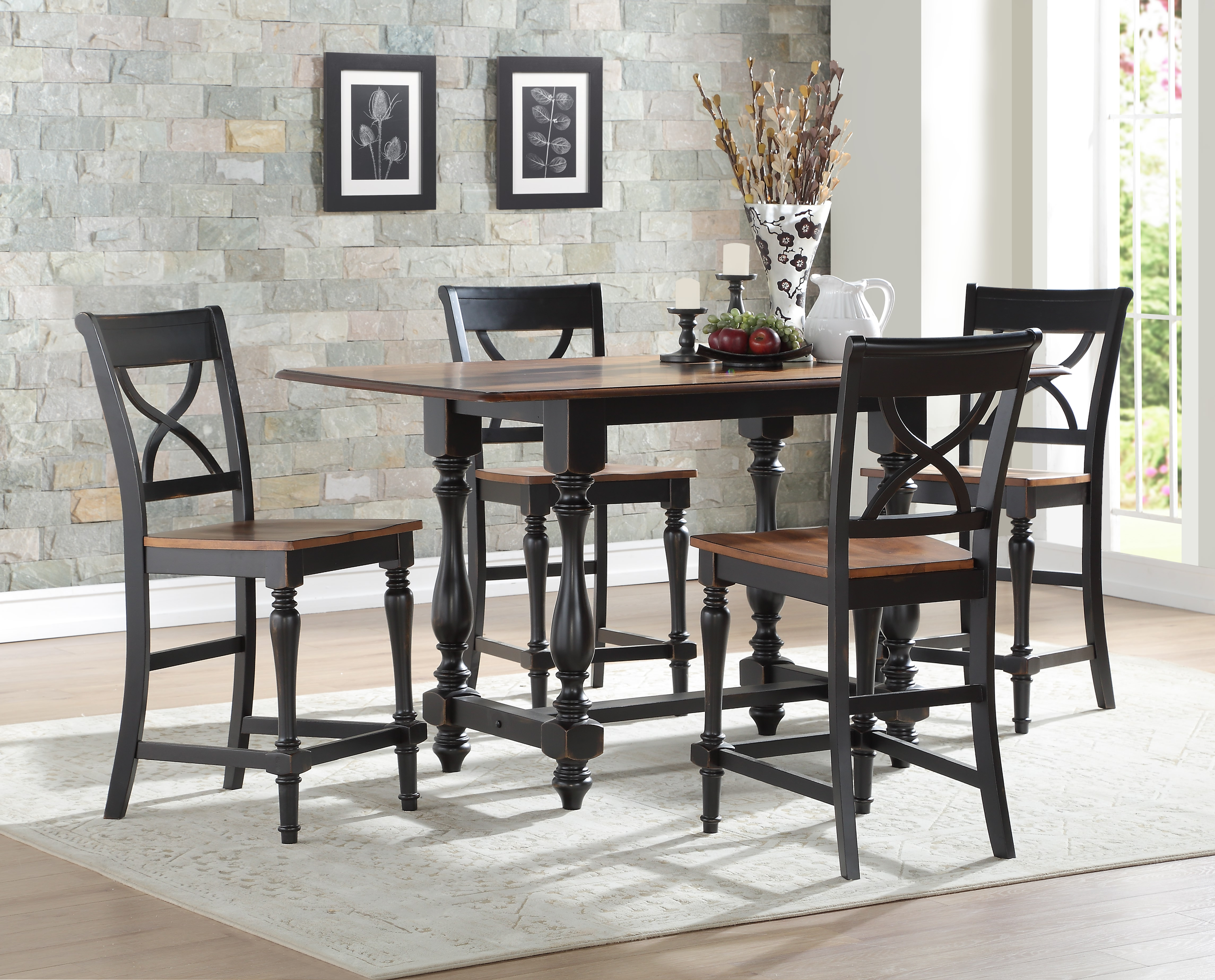 Torrance Pub Dining Set by Winners Only 05