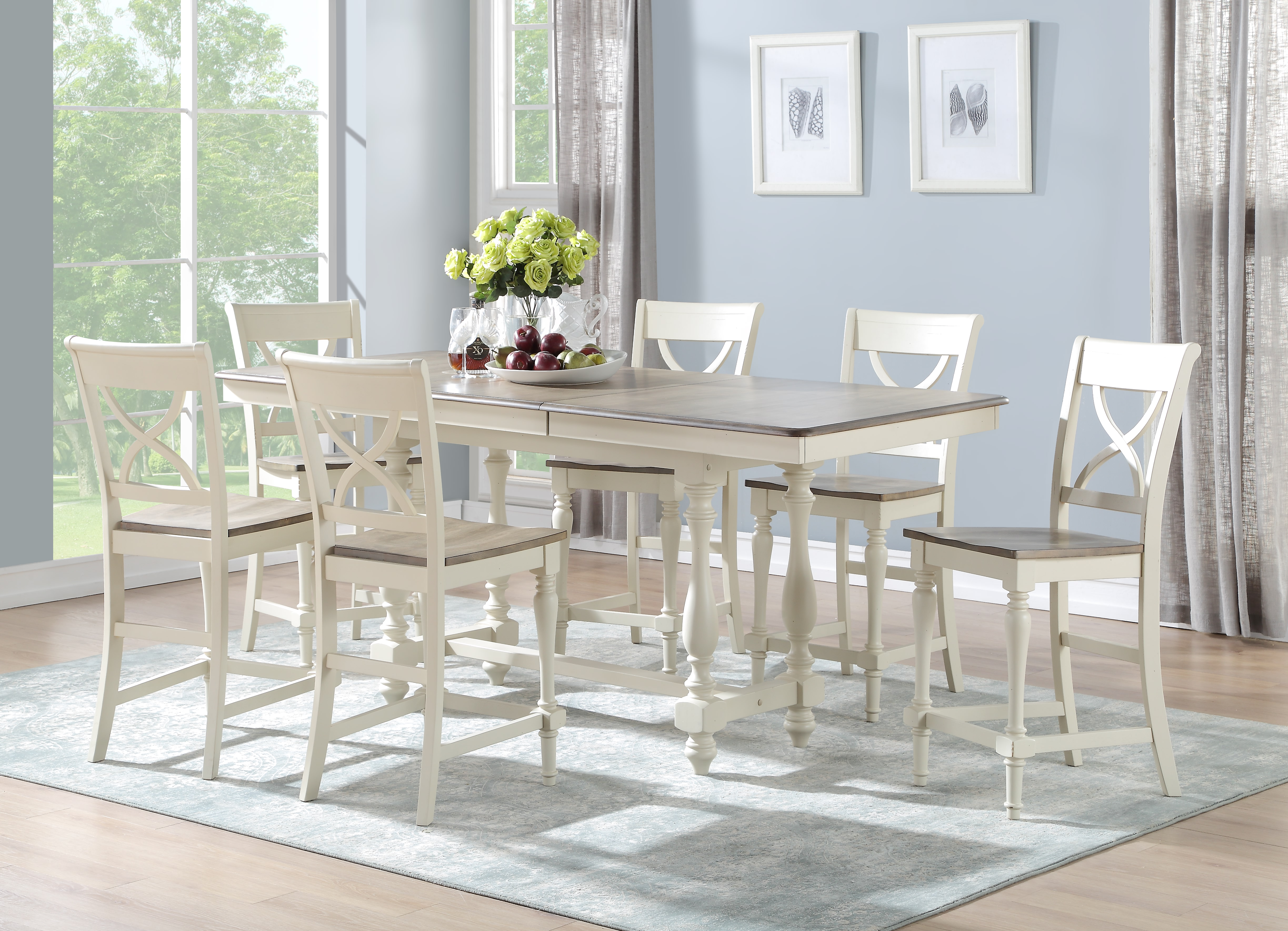 Torrance Pub Dining Set by Winners Only 06