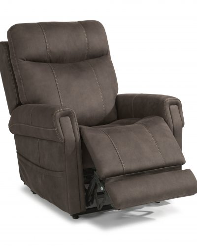 Flexsteel Jenkins 500-70 Lift Recliner with Headrest and Lumbar