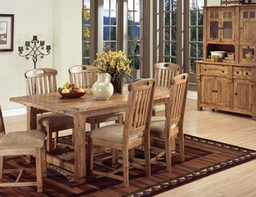 Sedona Extending Dining Table
