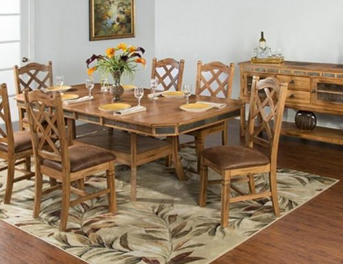 Sedona Extending Slate Dining