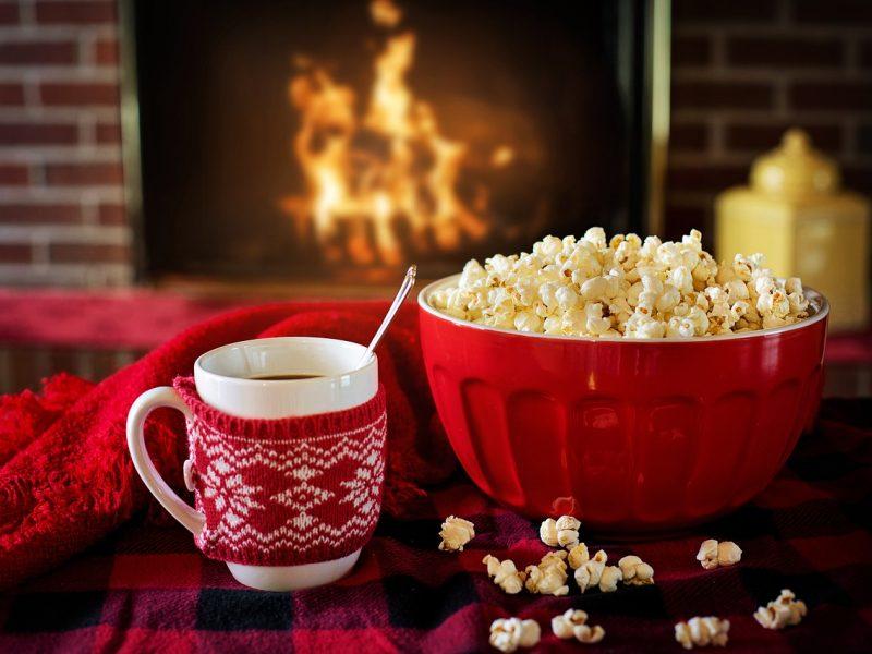 warm and cuddly winter season design
